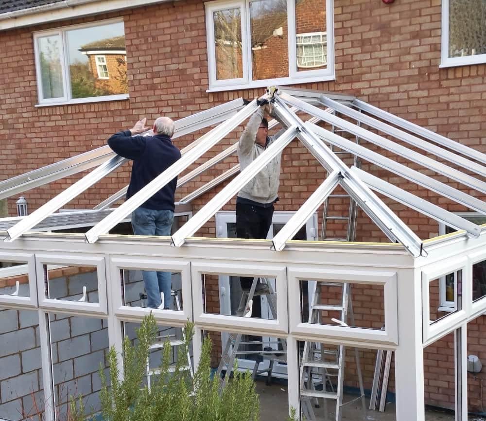 replacement conservatory roofs near me hemel hempstead