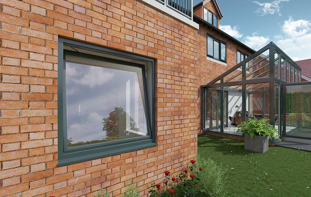 Upvc Tilt And Turn Windows Hemel Hempstead Double Glazing