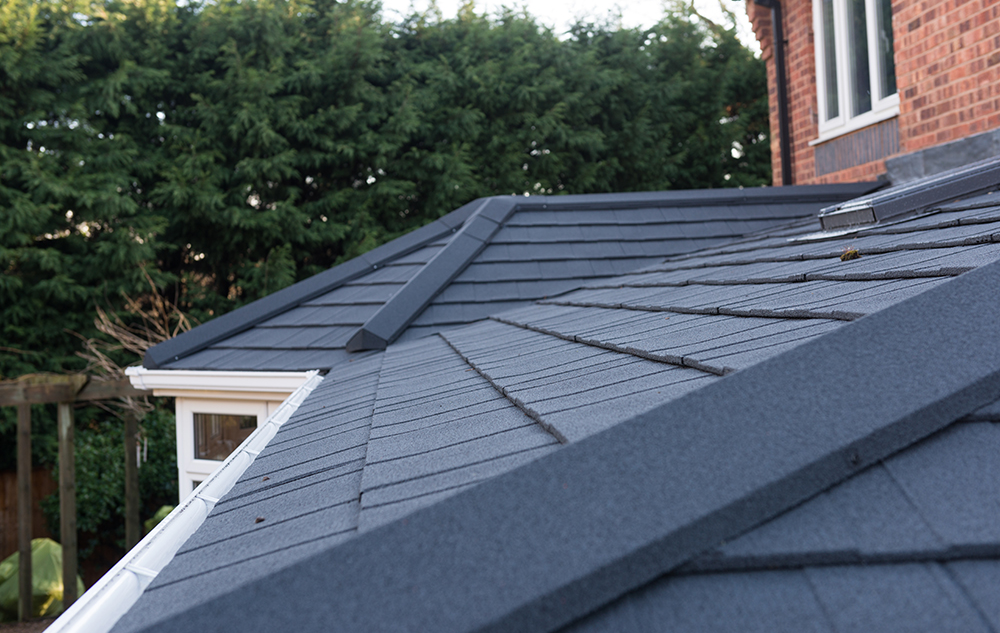 solid conservatory roofs hemel hempstead modern