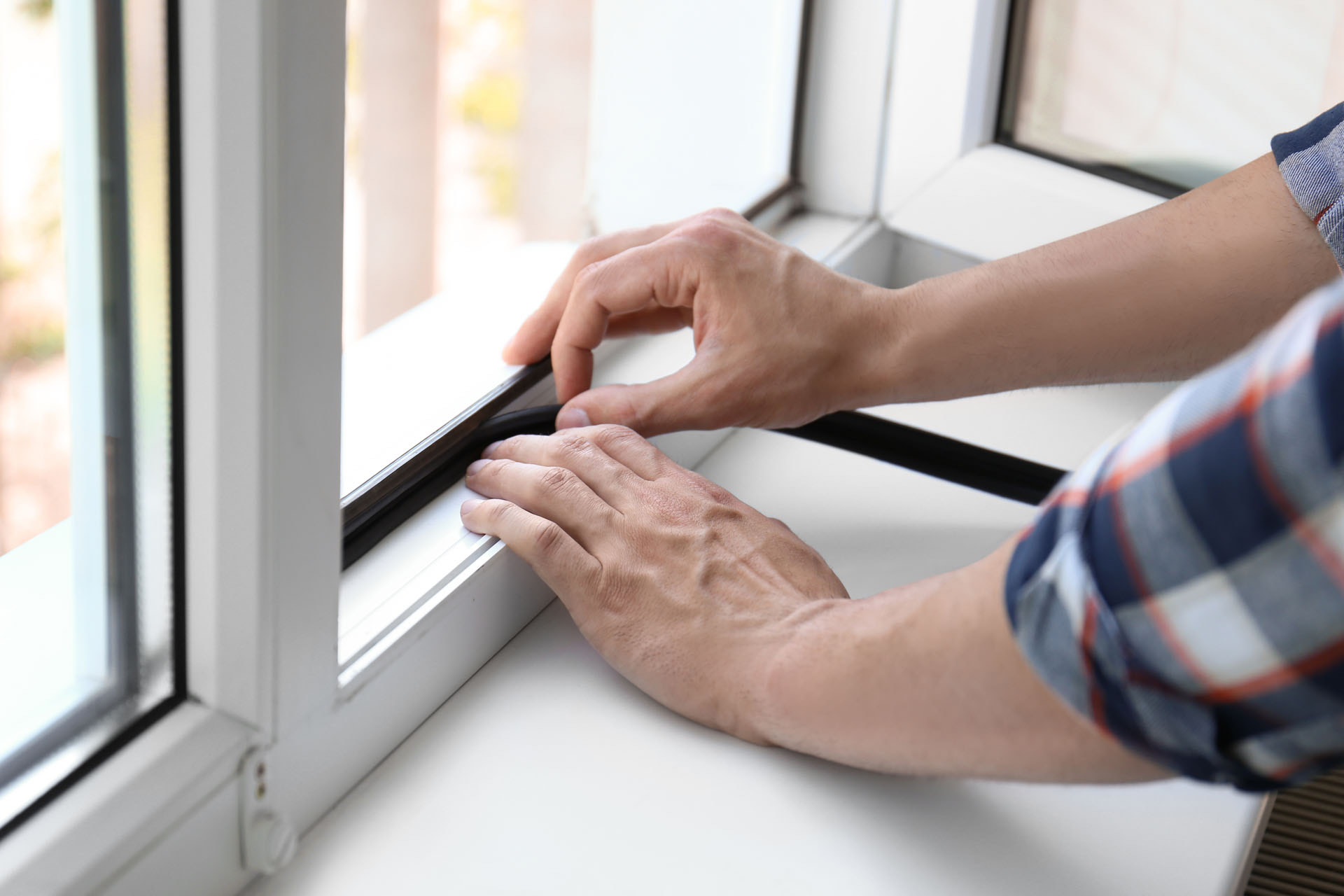 aftercare insulating windows